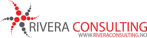 Riveraconsulting logo under
